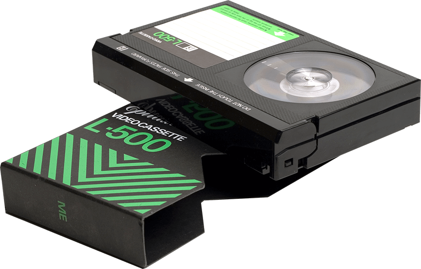 Get your Betamax tapes copied to digital DVD for just £5