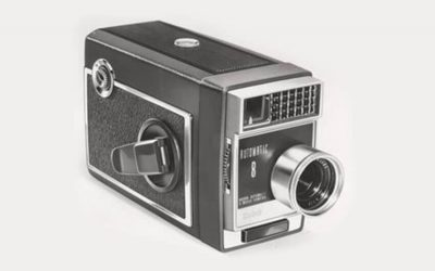 The History Of Home Movie Making Using Cine Film