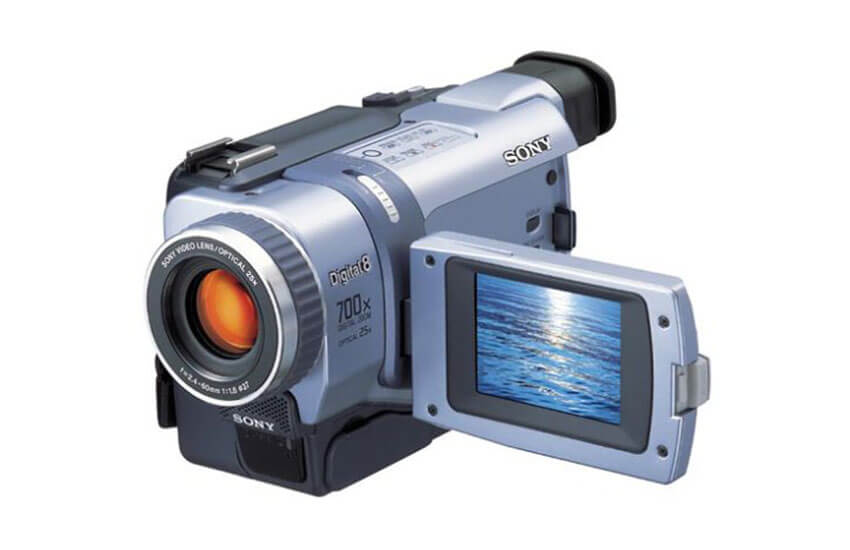 The History Of Video Camera And Camcorder Recording