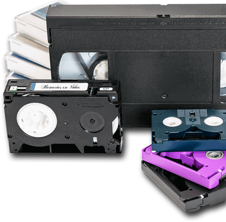 Video tape or camcorder tape to dvd conversion specialists