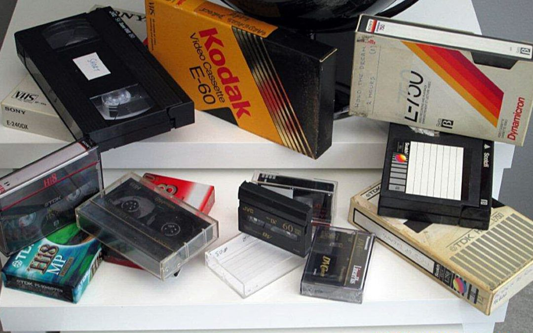 Camcorder and video tape conversions